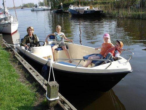 Boot zu mieten
