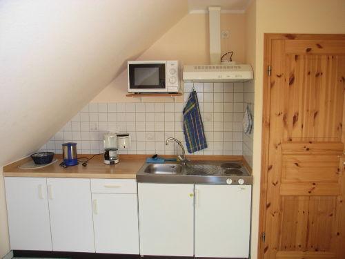 Küche im Wohnbereich