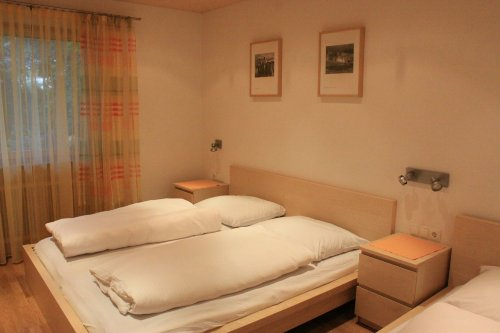 3 - Bett - Zimmer