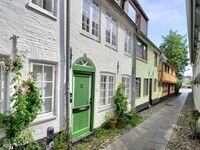 Kapit�nsh�uschen K�te-Lassen-Huus in Flensburg - kleines Detailbild