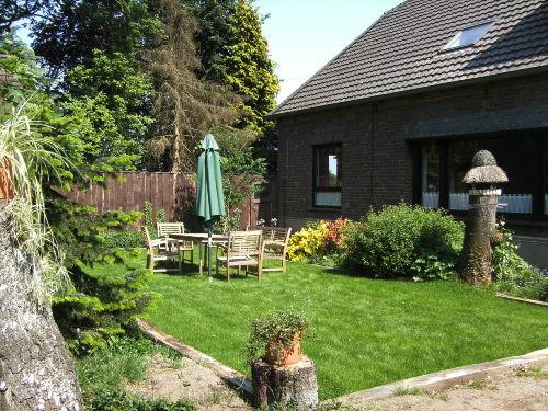 unser Garten- und Grillplatz