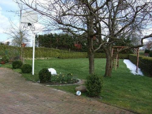 Garten, Schaukel, ...