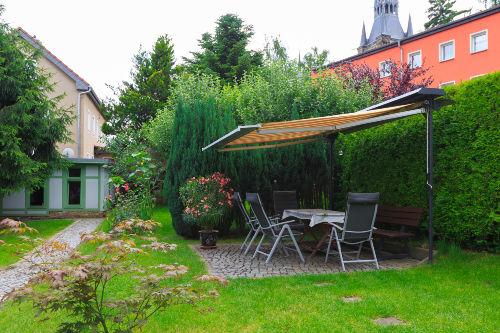 Garten / Sitzecke