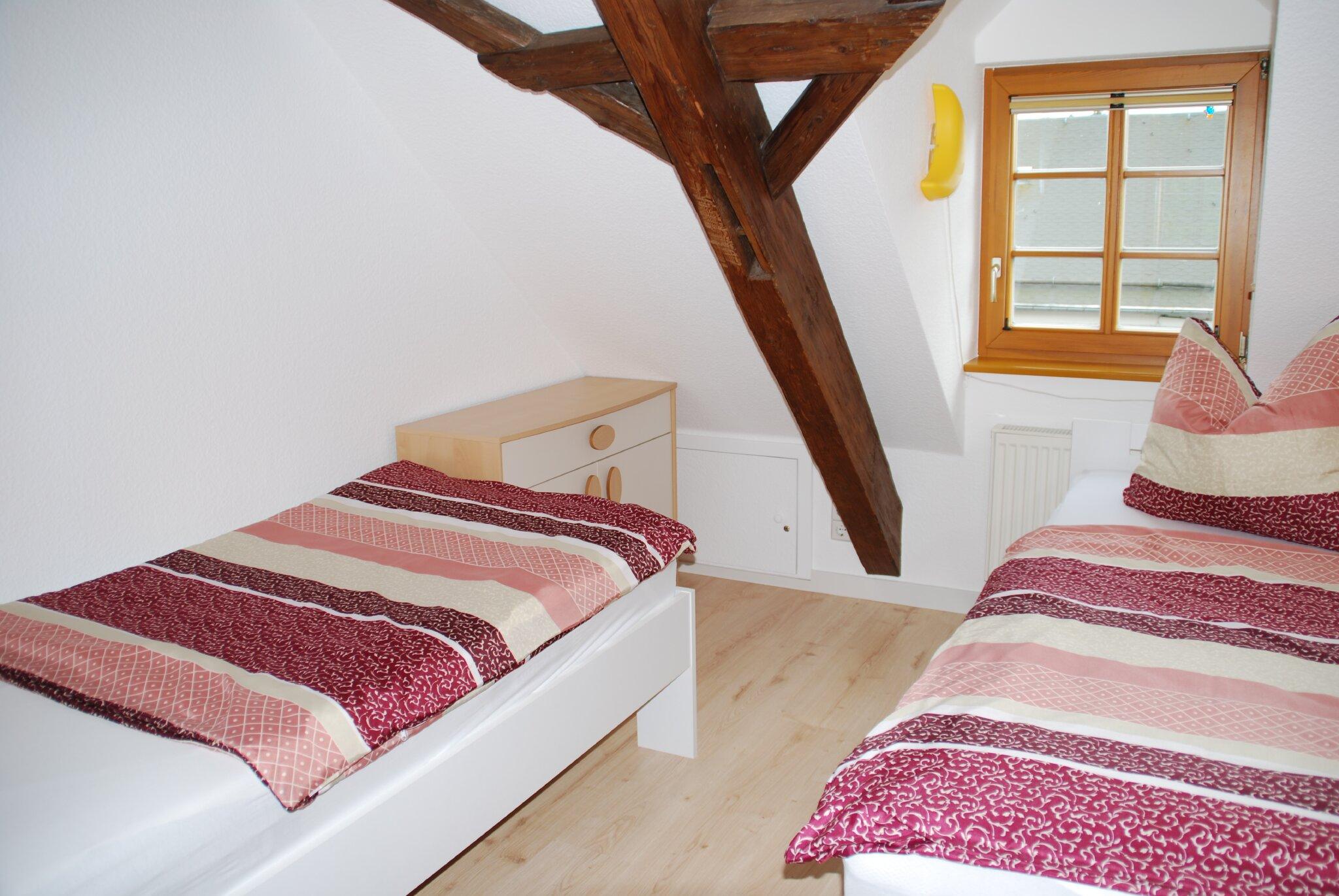 Kinderzimmer / 2. Schlafzimmer Fewo 1