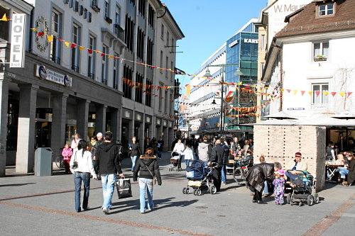 Stadtbummel in Lörrach