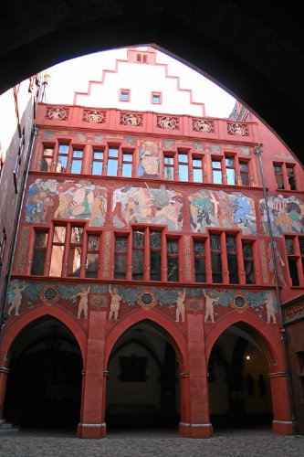 Altes Roothuus in Basel