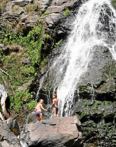 Todtnauer Wasserfall, Südschwarzwald