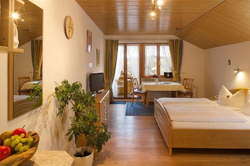 Beispiel Einzimmerferienwohnung