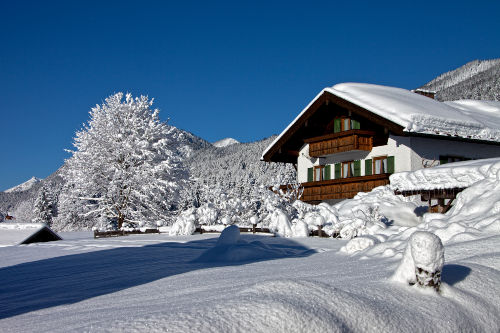 Traumhaft im Winter