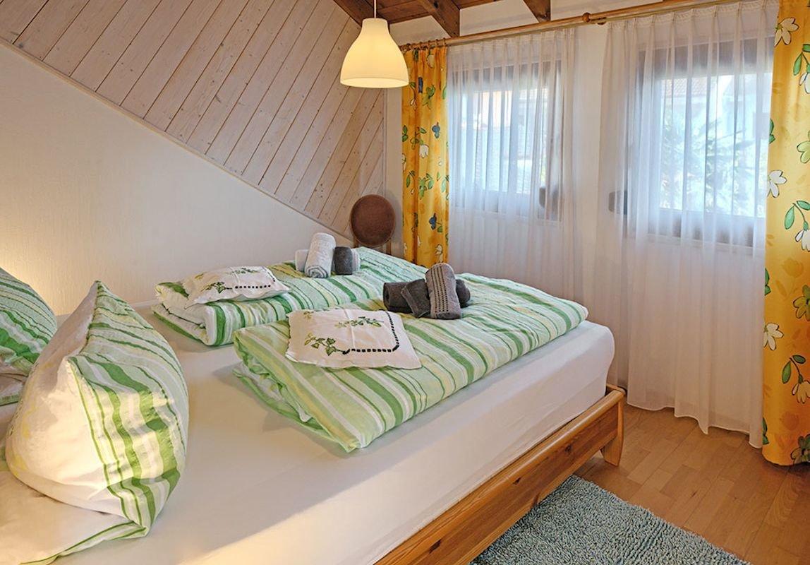 Aufgang zum Schlafzimmer mit 2.Badezimme