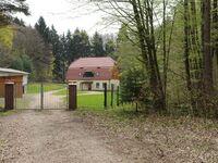 Forsthaus 'Am Nonnenfließ' in Eberswalde - kleines Detailbild