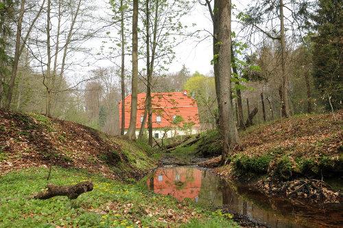 Forsthaus am Nonnenfließ