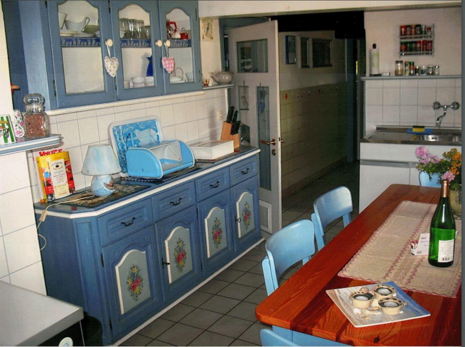 1. Schlafzimmer mit 2 Einzelbetten
