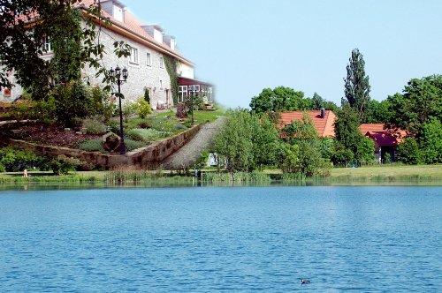 Geistmühle am Halberstädter See