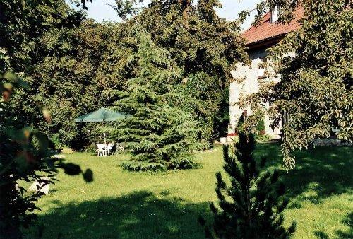 Im Garten der Geistmühle