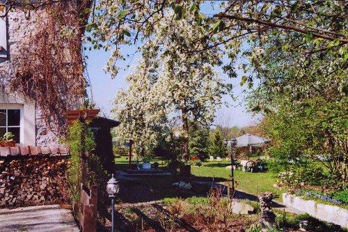 Der Garten der Geistmühle