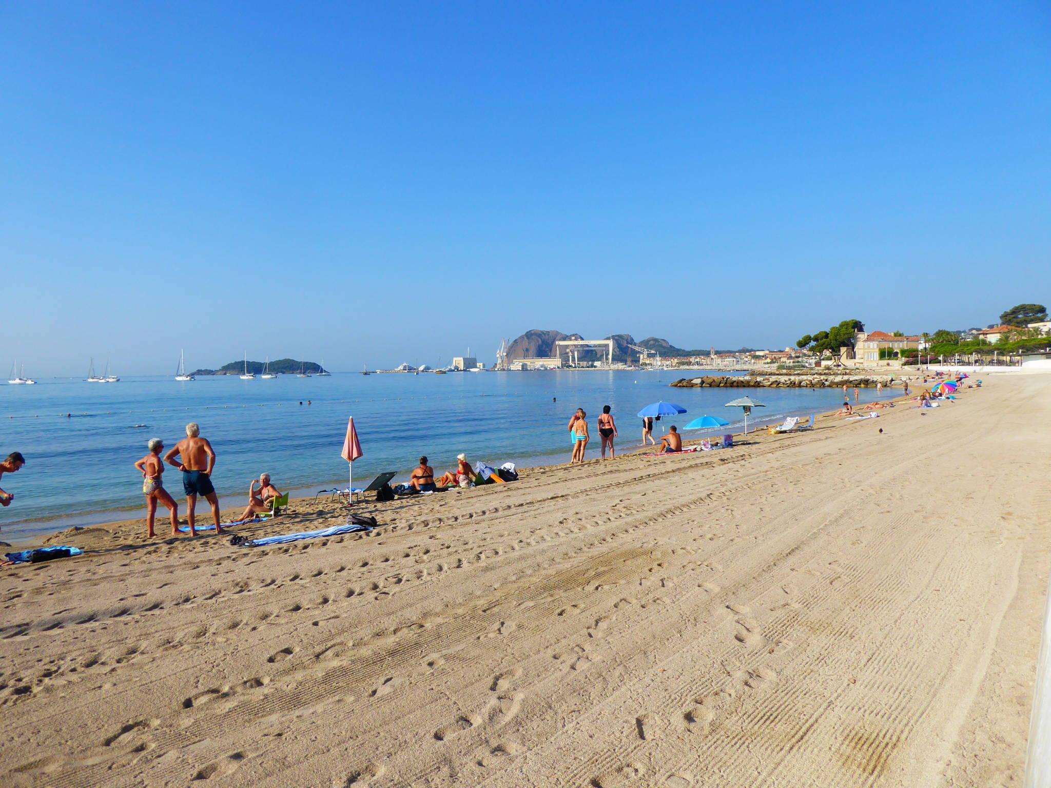 Der Hafen von La Ciotat