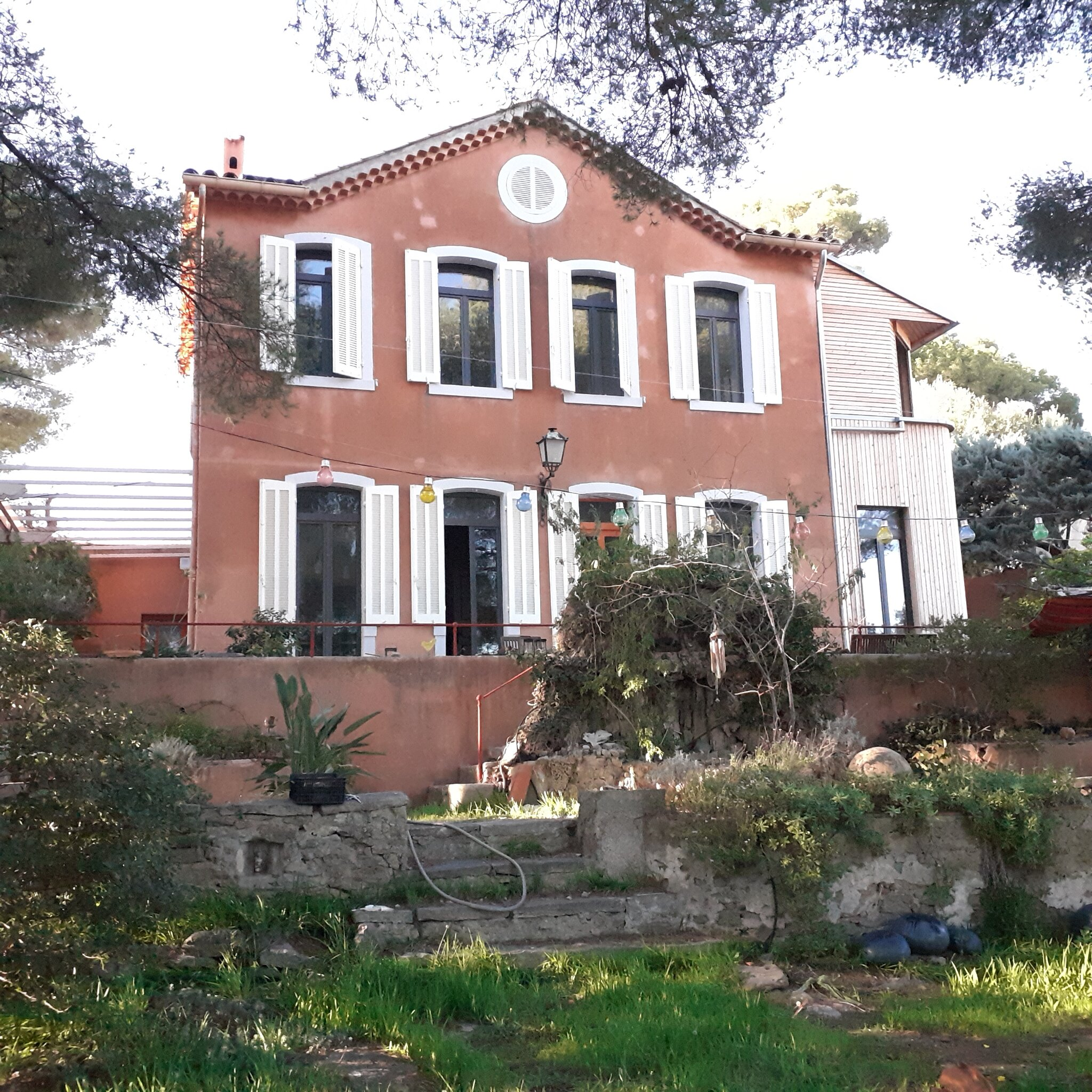 Die alte Villa