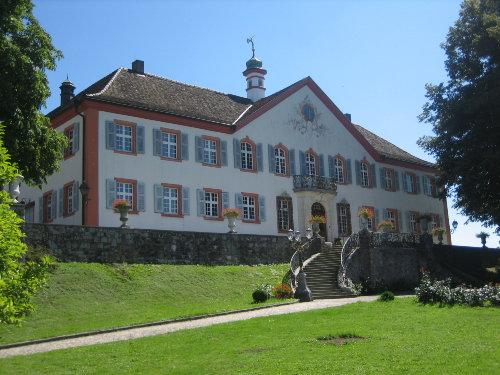unser Kleinod, Barockschloss Bürgeln