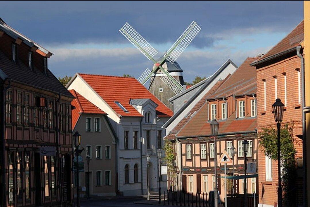 Holländermühle auf dem Mühlenberg