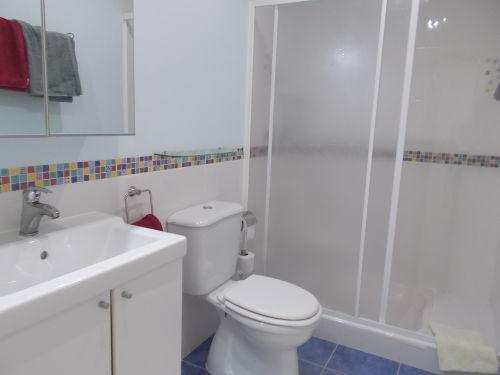 Das Bad mit DU/WC