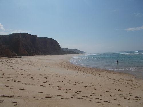 Kilometerlange Sandstr�nde erwarten Sie!