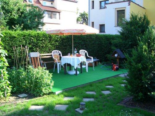 Gartenbereich zur gemeinsamen Nutzung