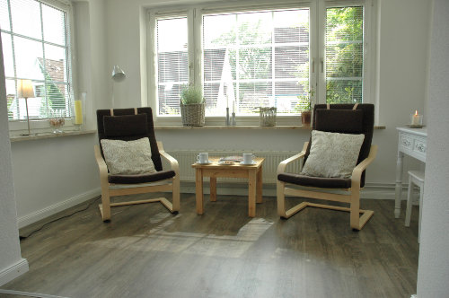 Erker Wohnzimmer - Leseecke