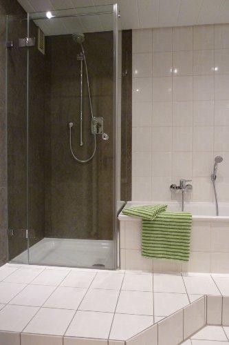 Das Bad - Duschbereich