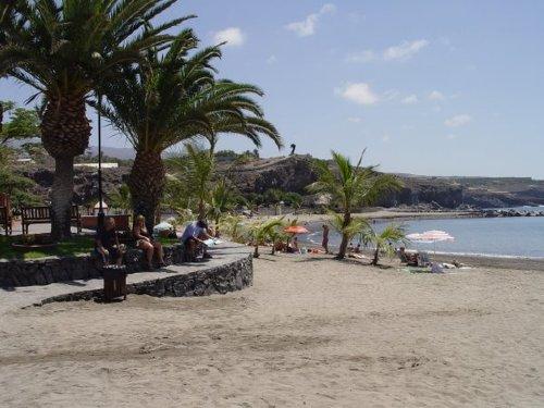 Bucht von Playa San Juan
