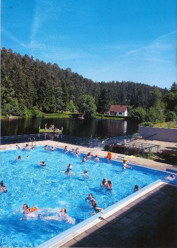 Freibad Friedenweiler