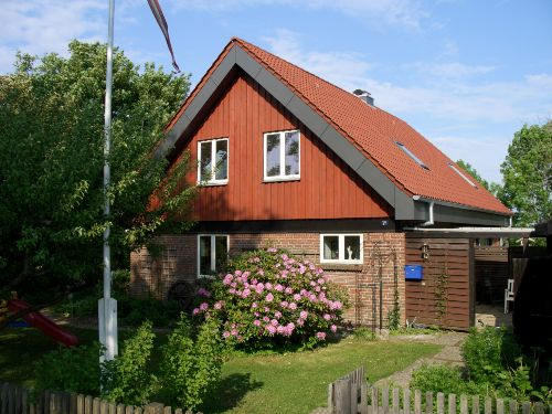 Unser Haus in Grundhof