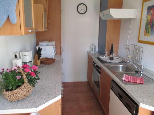 Unsere voll ausgestattete Küche
