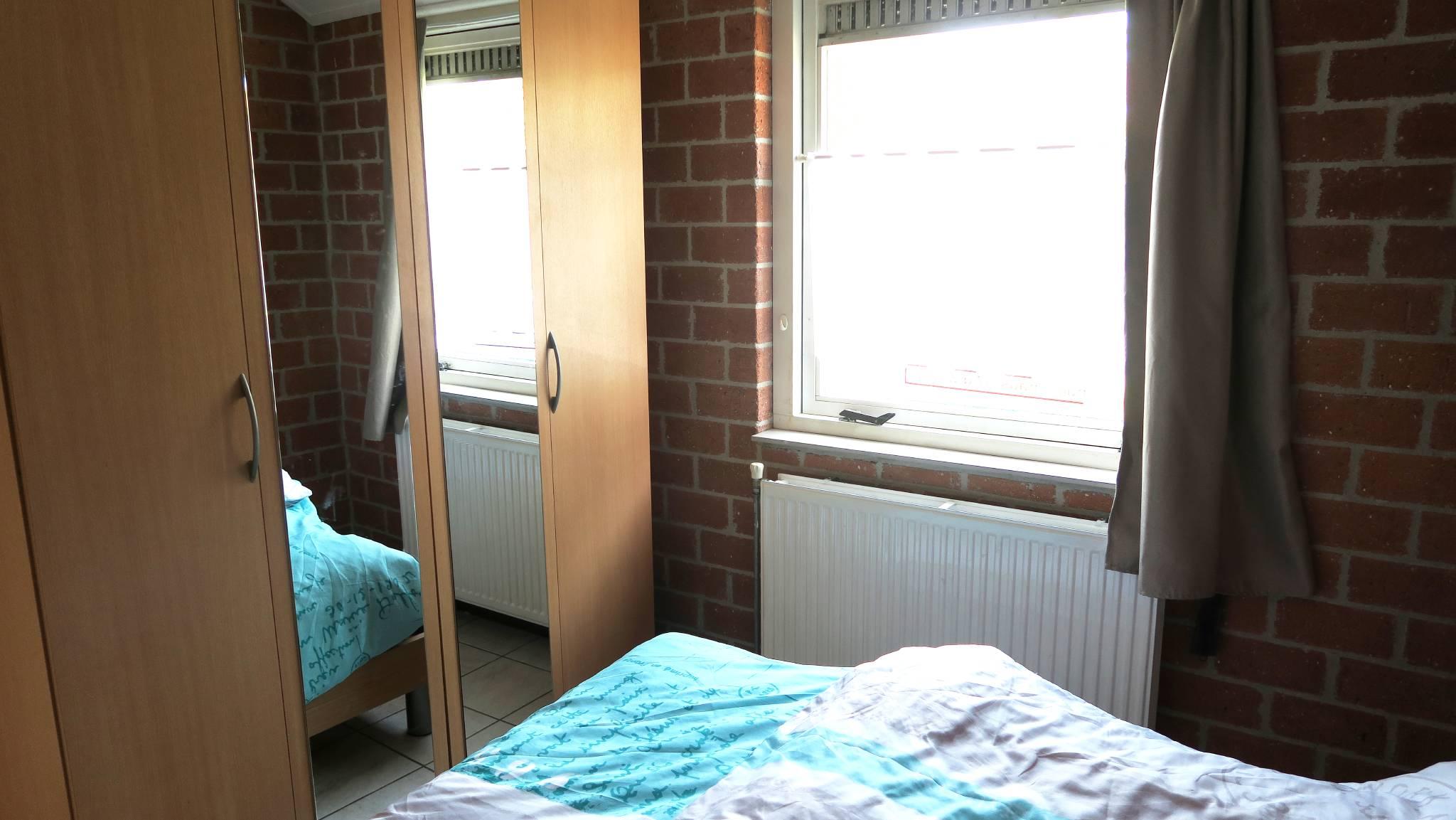 Schlafzimmer #2 mit Etagenbett