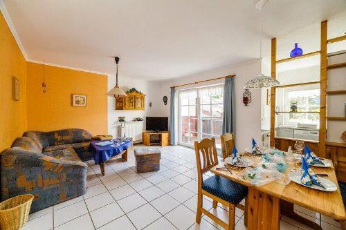 Wohnzimmer mit Essbereich Taubenschlag
