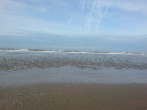 100 m vom Strand!