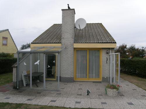 Haus in Julianadorp Frontansicht