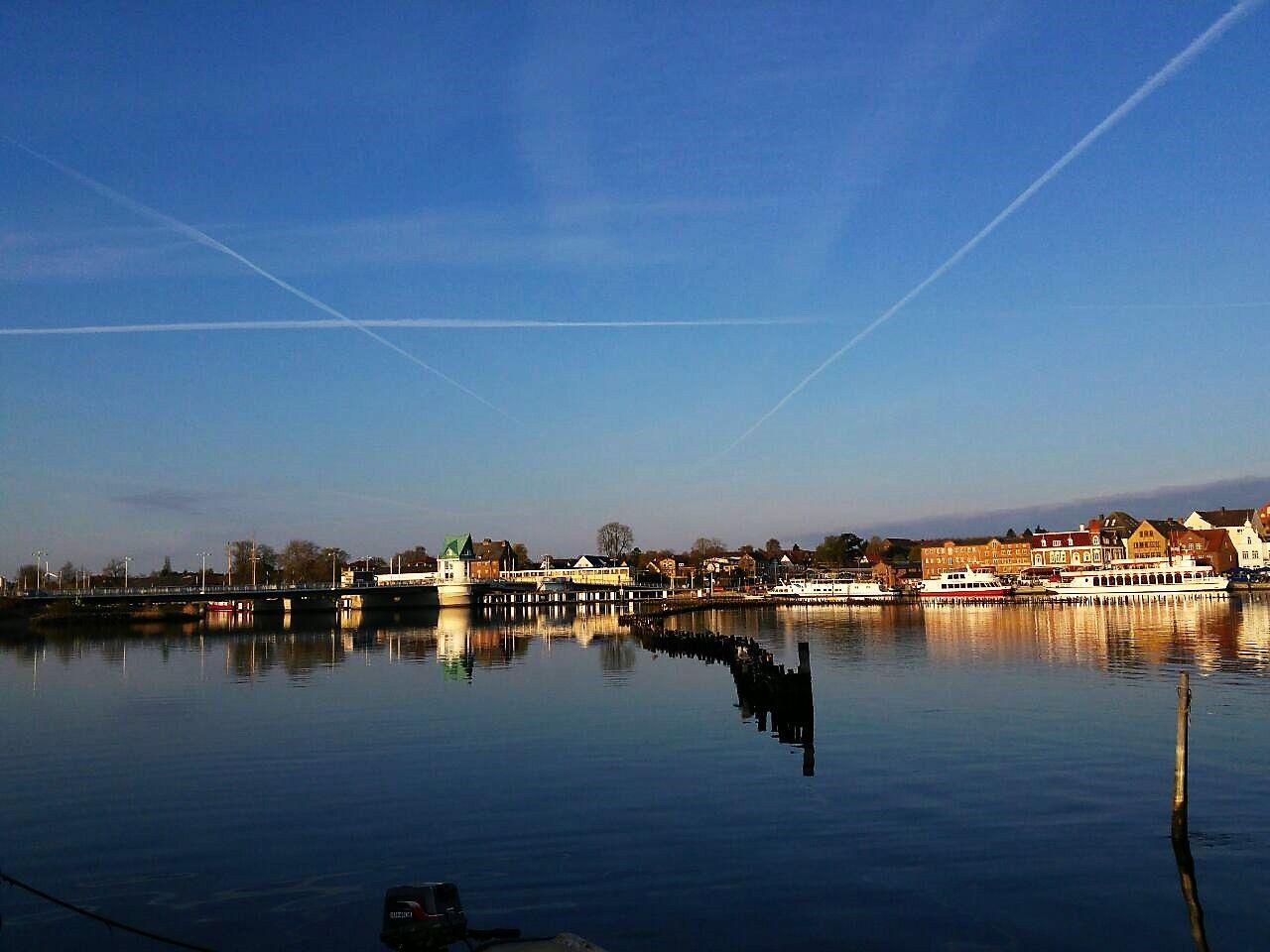 Umgebung von Ferienwohnung Kappelner Hafen