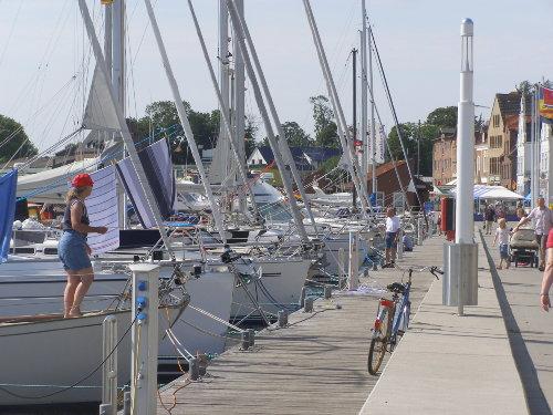 Zusatzbild Nr. 13 von Ferienwohnung Kappelner Hafen