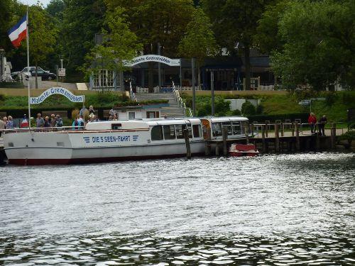 Gr. Pl�ner Seerundfahrt und 5-Seenfahrt