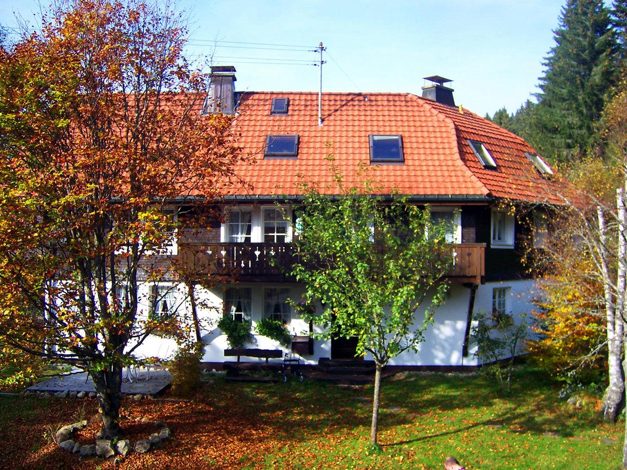 Detailbild von Altes Zollhuesli - Ferienwohnung Karlshorst