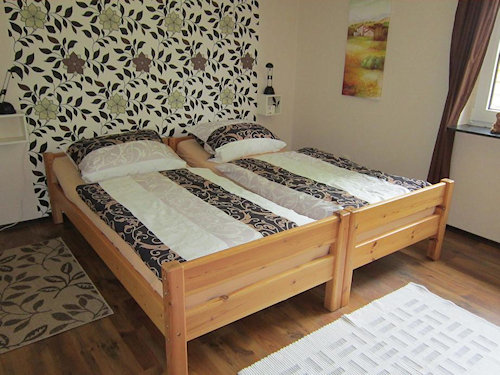 ferienhaus r thel in oster wittbekfeld schleswig holstein antje r thel. Black Bedroom Furniture Sets. Home Design Ideas