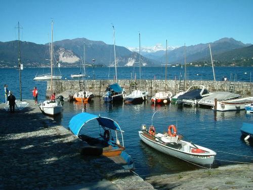Hafen von Cerro