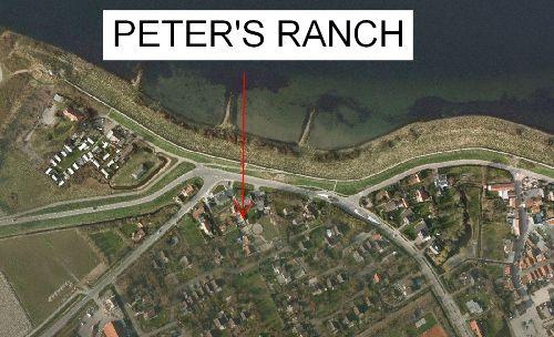 Umgebung von Ferienhaus Peter's Ranch 4a