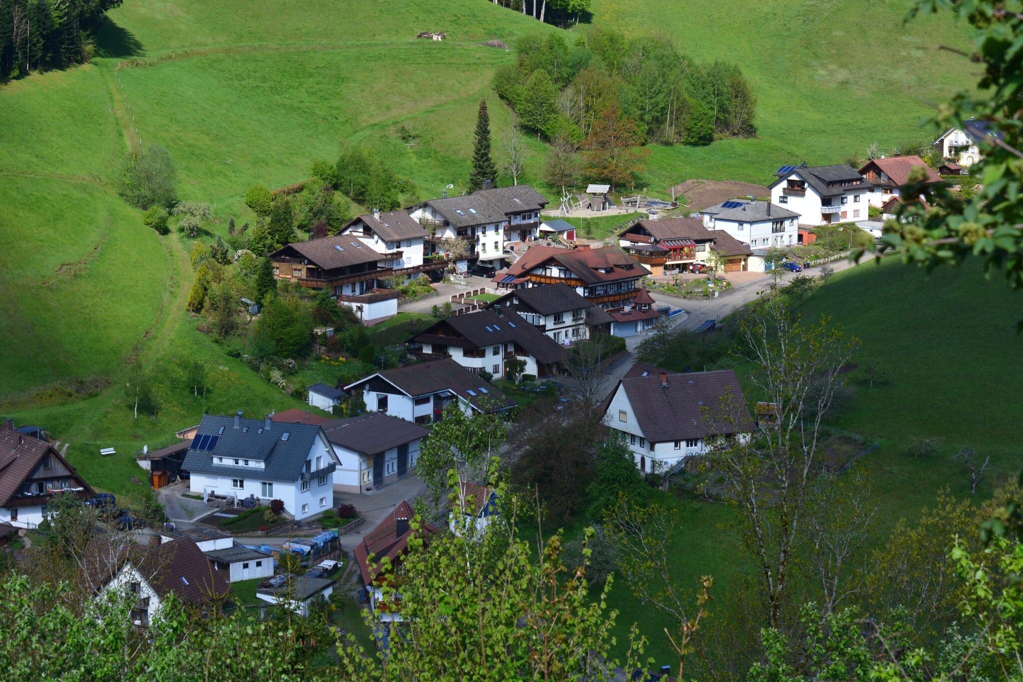 Schapbach im Wolfachtal