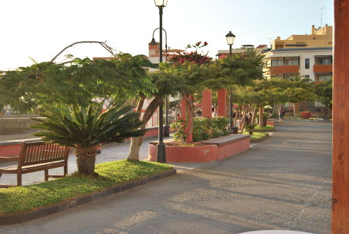 Promenade Playa San Juan