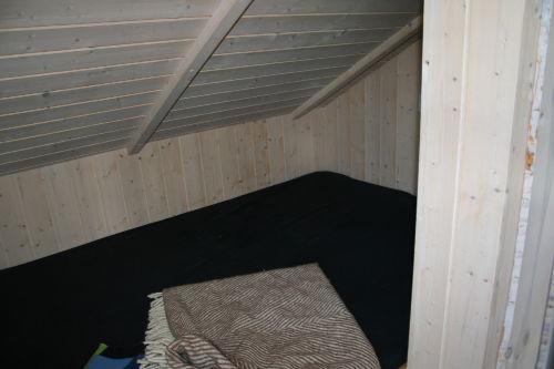 Der Alkove hinter der Wohnzimmer 140 x 2