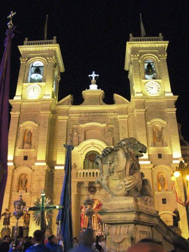Haz-Zebbug Parish Church