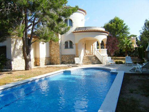 Unsere neue Villa Tina in Tres Calas