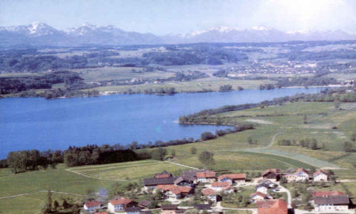 Unser Dorf am Waginger See